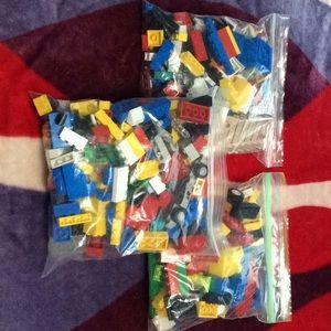 3lbs of legos